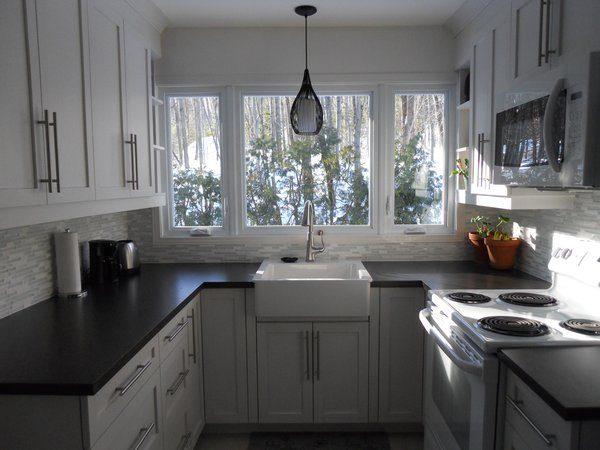 Votre cuisine net votre cuisine net - Amenagement cuisine petite surface ...